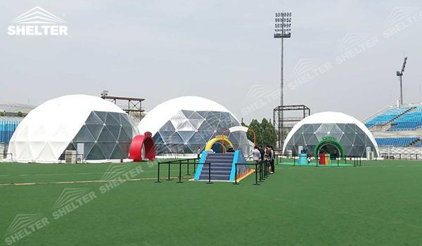 SHELTER Geodesic Domes - Dome Tent - Dome Tent Supplier - Hemisphere Tents - Event Geodome for Sale - Wedding Marquee - Party Marquees (15)