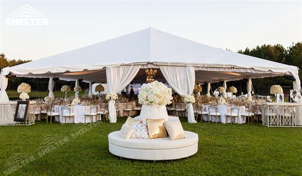 SHELTER Luxury Wedding Marquee - Church for Sale South Africa - Large Weddings Tent - Party Marquees for Sale -181
