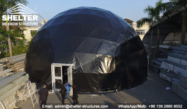 Dome Canopy - Geodesic Dome - Geodesic Dome Tent - Dome - Event Dome - Large Dome - Dome Structure - Party Tent Sale - Shelter Tent 2