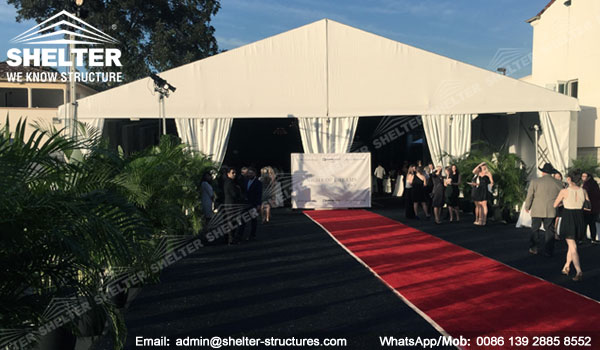 Gala Marquee for Sale - 20m Span Event Tent for Corporate Event Business Banquet Gala - Shelter Tent (1)
