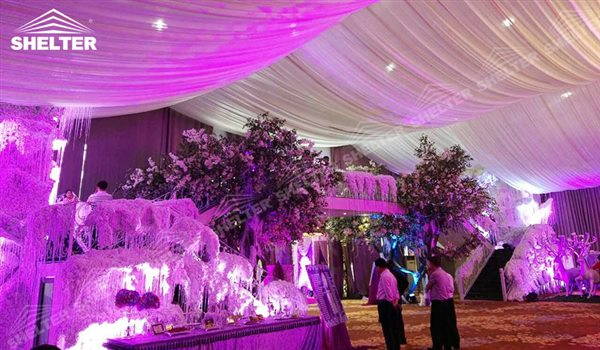 SHELTER Luxury Wedding Marquee - Large Weddings Tent - Party Marquees for Sale - Luxury Wedding Marquee - 104