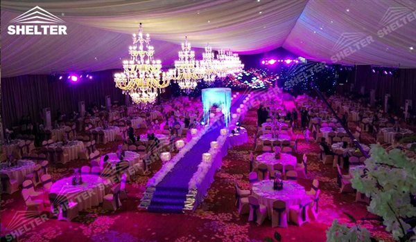 SHELTER Luxury Wedding Marquee - Large Weddings Tent - Party Marquees for Sale - Luxury Wedding Marquee -113