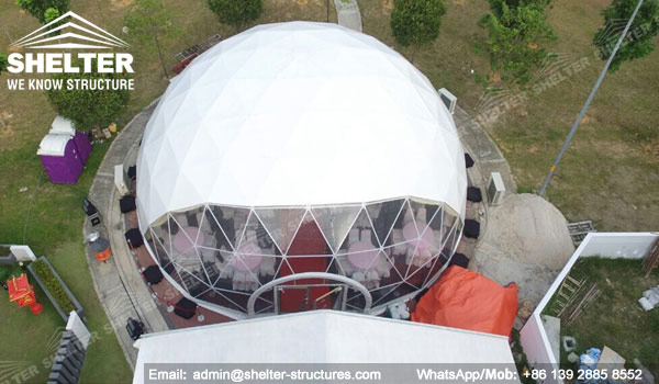 Dome Marquee - Geodesic Dome Tent - Wedding Dome - Domes for Sale South Africa - Sphere Tent - Dome Structures - Shelter Tent (12)