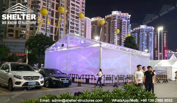 SHELTER Small Tent - Event in A Tent - Wedding Marquee - lounge Tent - Party Marquees for Sale (3)