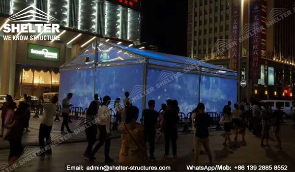 SHELTER Small Tent - Event in A Tent - Wedding Marquee - lounge Tent - Party Marquees for Sale (7)