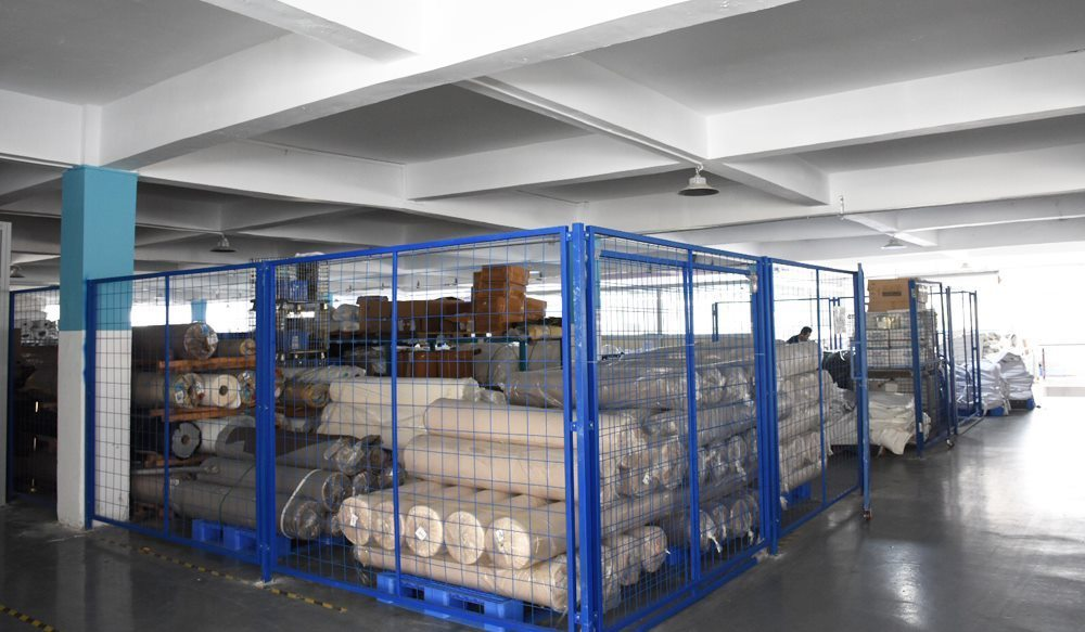 Shelter clear span tent factory PVC membrane warehouse